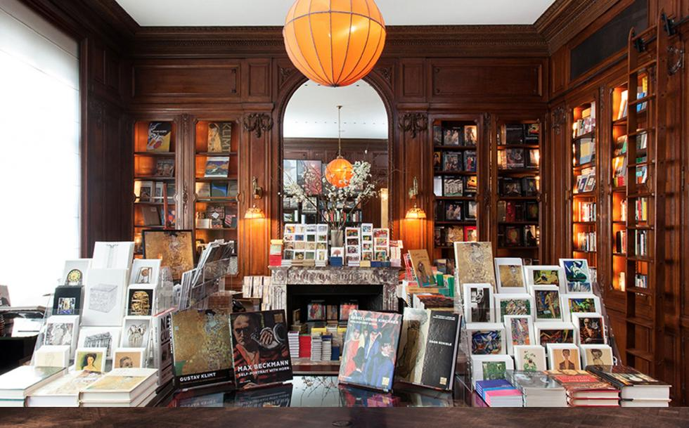 Best Art And Design Book Shop In New York