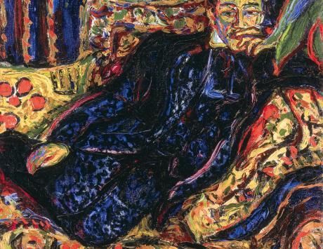 Kirchner as Color Man
