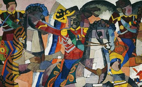Russian Modernism Cross Currents Of German And Russian Art